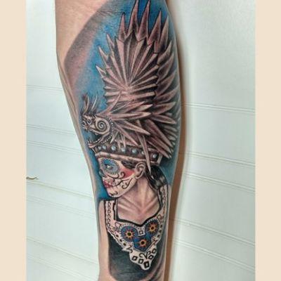 Rafal Tattoo